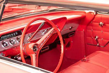 Chevy Impala 65 von Marcel Bakker