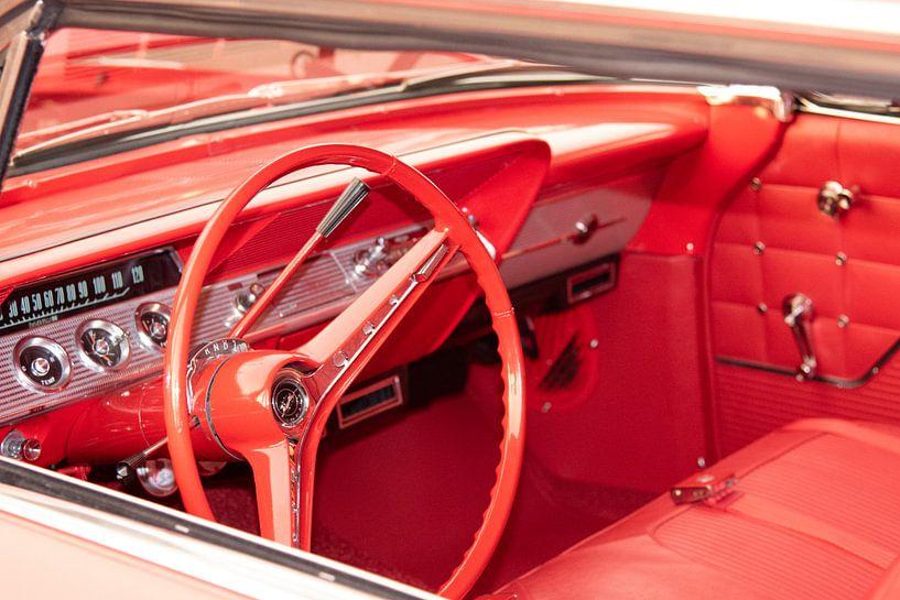 Chevy Impala 65 van Marcel Bakker