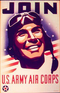 Wervingposter WW2