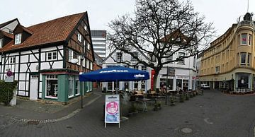 Recklinghausen City 3 von Edgar Schermaul