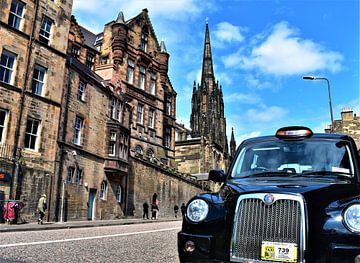 Edinburgh aufgenommen von Nikkie Fotografie