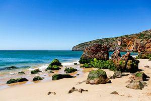 Paradijselijk strand - Portugal