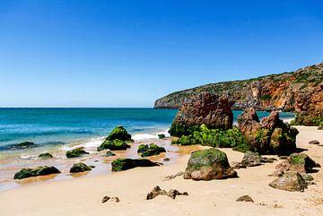 Plage de Paradise - Portugal sur Jacqueline Lemmens