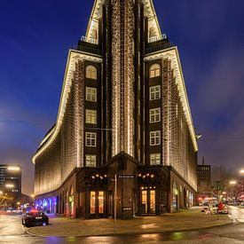 Chilehaus Hamburg von Michael Valjak