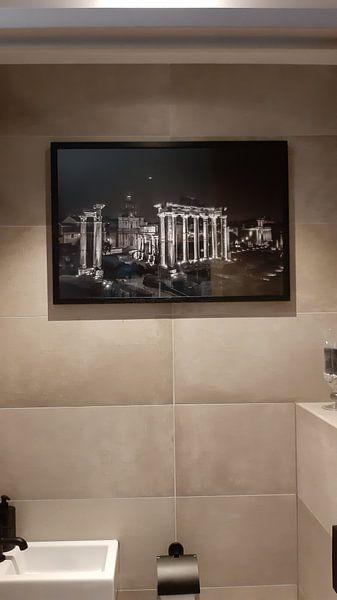 Klantfoto: Forum Romanum van Eus Driessen