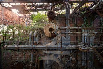 industrie abandonnée sur Kristof Ven