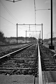 Eisenbahnstraße von Patricia Fotografie