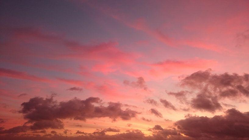 Sagres Sunset von Tom van Wijck