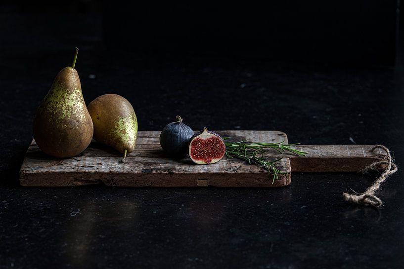 Zwei Birnen, eineinhalb Feigen und ein kleiner Thime von Alexander Tromp