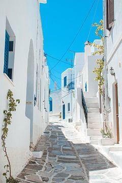 Lefkes, Paros, Griechenland von Joep Brocker