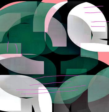 Slakken en olifanten van Kay Weber