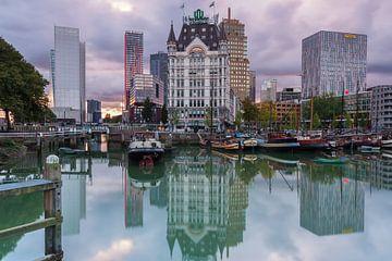 Oude Haven Rotterdam von Ilya Korzelius