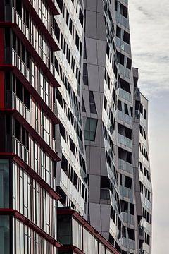 Bürogebäude in Rotterdam von Rob Boon