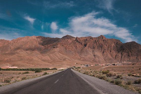 Marokko landschap 1