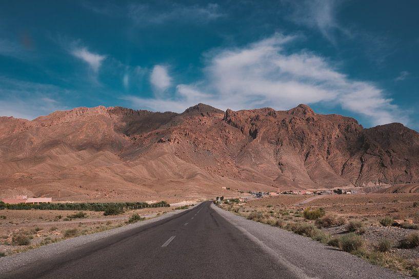 Marokko landschap 1 von Andy Troy