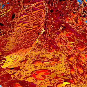 3D-Kunst van Harry Ucksche