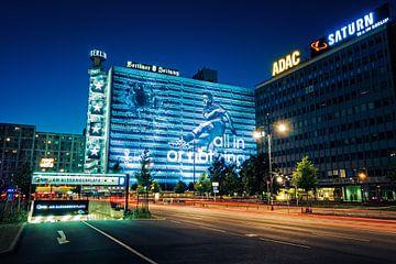 Berliner Verlag / Alexanderstrasse sur Alexander Voss