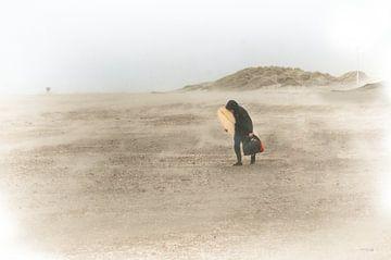 Heel alleen in de storm van Erik Reijnders