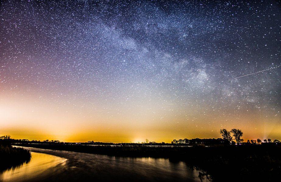 Melkweg in Nederland!  van Hessel de Jong