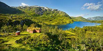 Vakantiehuis in Noorwegen van Rainer Mirau