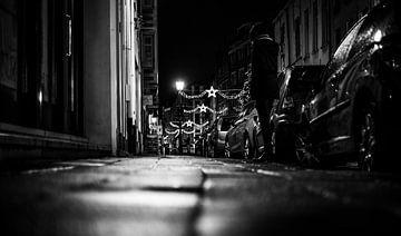 Avondwandeling in Antwerpen von Niki Moens