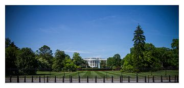 White House, Washington D.C. van Robin Hartog