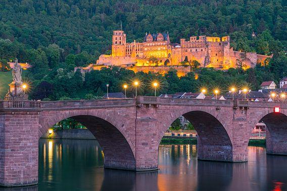 Schloss Heidelberg, Duitsland