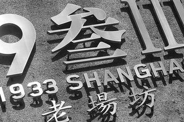Shanghai 1933 von Chris Moll