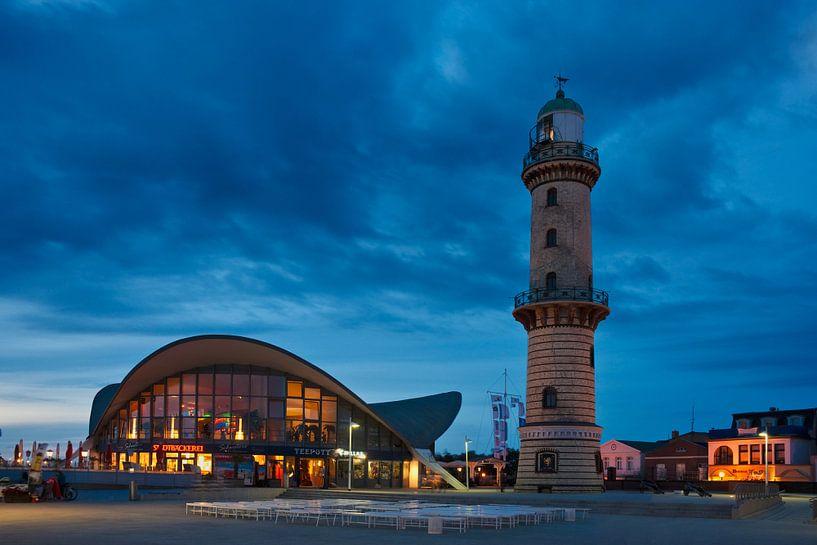 Rostock Warnemuende sur Gunter Kirsch