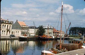 Nederland jaren 50 van Jaap Ros