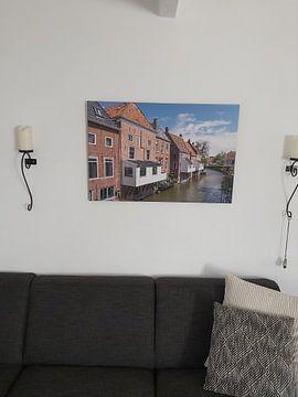 Klantfoto: Hangende Keukens in Appingedam van Patrick Verhoef