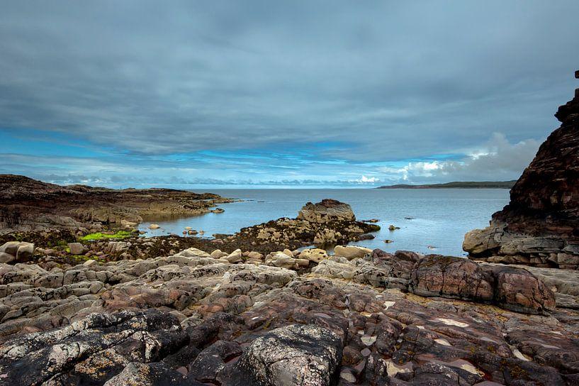 Monding van Loch Ewe - Schotland van Jeroen(JAC) de Jong