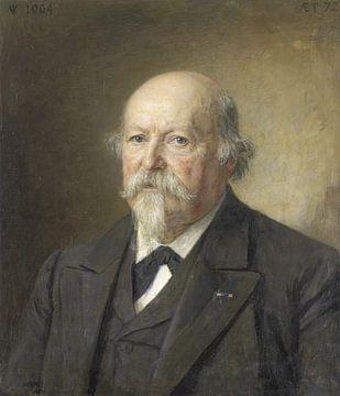 Johan Philip van der Kellen, Direktor der Druckerei, Jan Veth