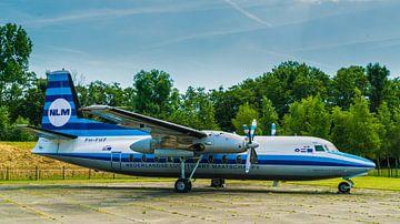 Fokker 27 Friendship van Ivo de Rooij