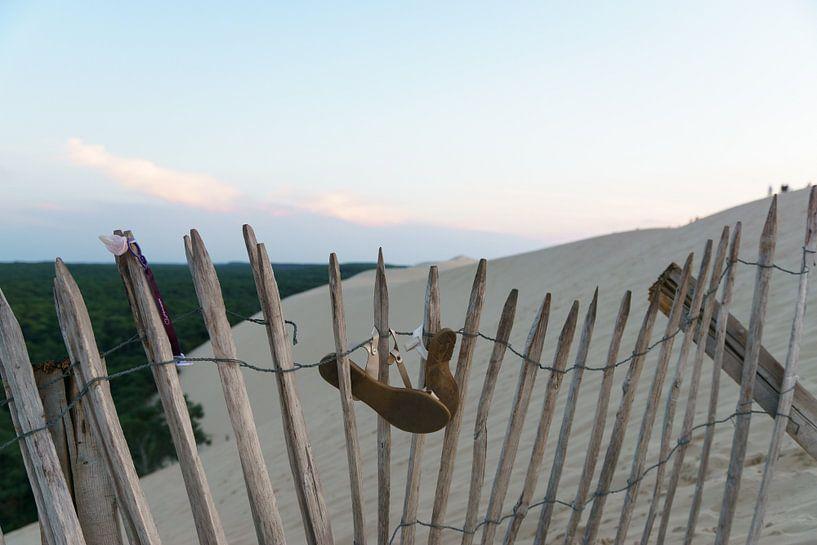 Le Dune du Pyla van Jaap Burggraaf