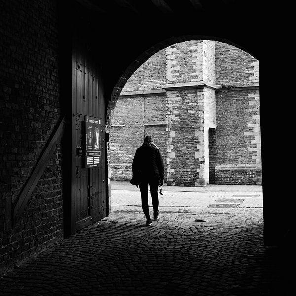 Einsamer Wanderer von FRE.PIC
