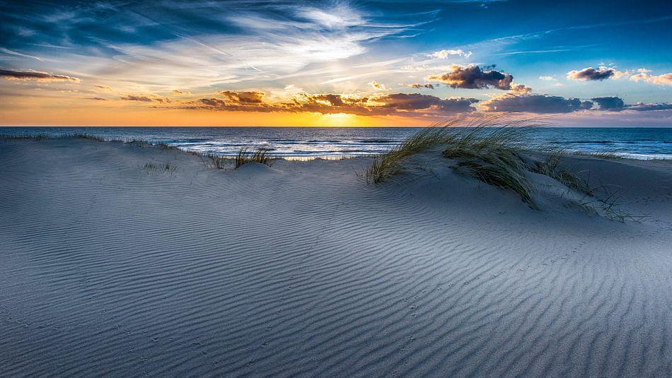 Duinzicht op het Hollandse Strand