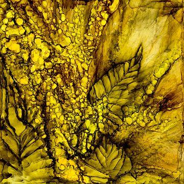 Fleurs d'automne sur Agnieszka Zietek