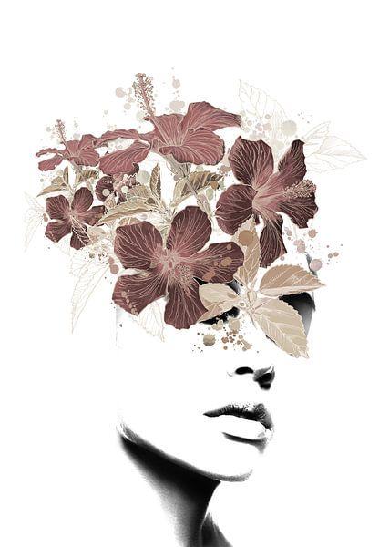 Flower lady II