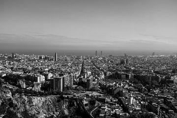 Barcelona von oben von Renée Egbring