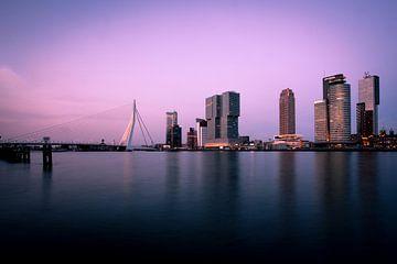 Rotterdam by night von Erik Mus