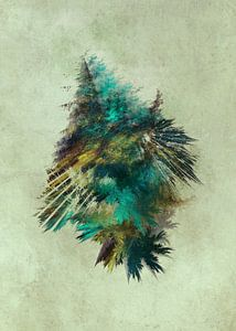 Fraktale abstrakte Kunst Baum #Fraktale #Abstrakt