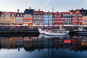 """Nyhavn """"neuer Hafen"""" Kopenhagen von Jiri Viehmann"""