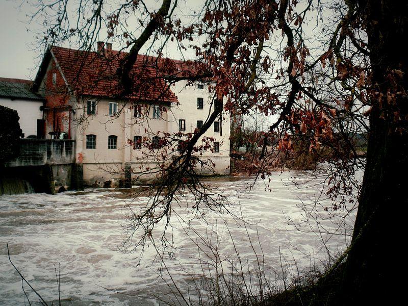 urban/rural decay 02 von Ilona Picha-Höberth