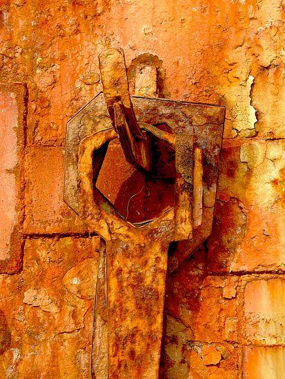 Square Key van Tineke Visscher