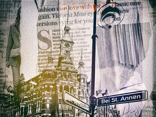 Hamburg - St. Annen von Gabi Hampe