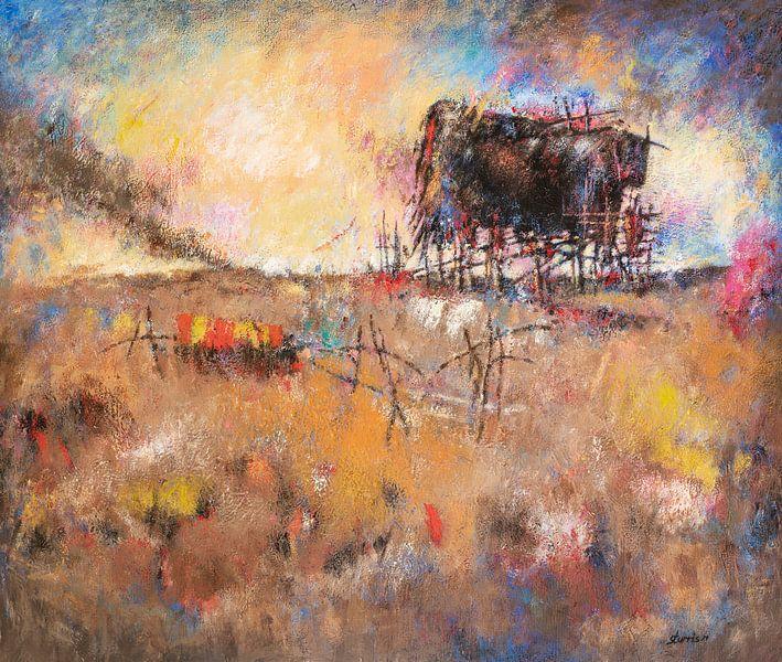 The Bull - Hans Sturris van Galerie Ringoot