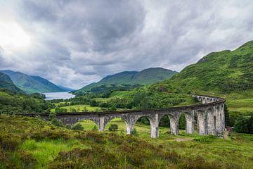GlennFinnan Viaduct Schotland van Lex van Doorn