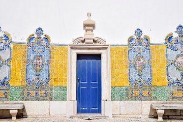 Kleurrijk Lissabon van Kim de Been