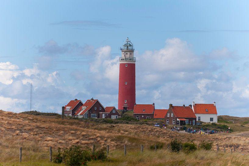 Lighthouse Holland van Brian Morgan